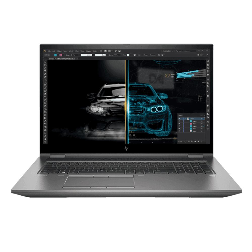 """HP ZBOOK FURY 17 G7 I7-10750H 16GB, 1TB SSD+1TB HDD,T1000-4GB, 17.3""""FHD, W10P, 3YR"""