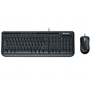 APB-00018 MICROSOFT DESKTOP 600 USB KB & MOUSE - USB