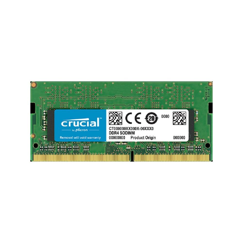 (Sodimm) Crucial CT8G4SFS832A 8G DDR4-3200 Sodimm