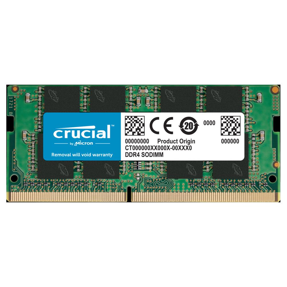(Sodimm) Crucial  CT16G4SFRA32A 16G DDR4-3200 sodimm memory