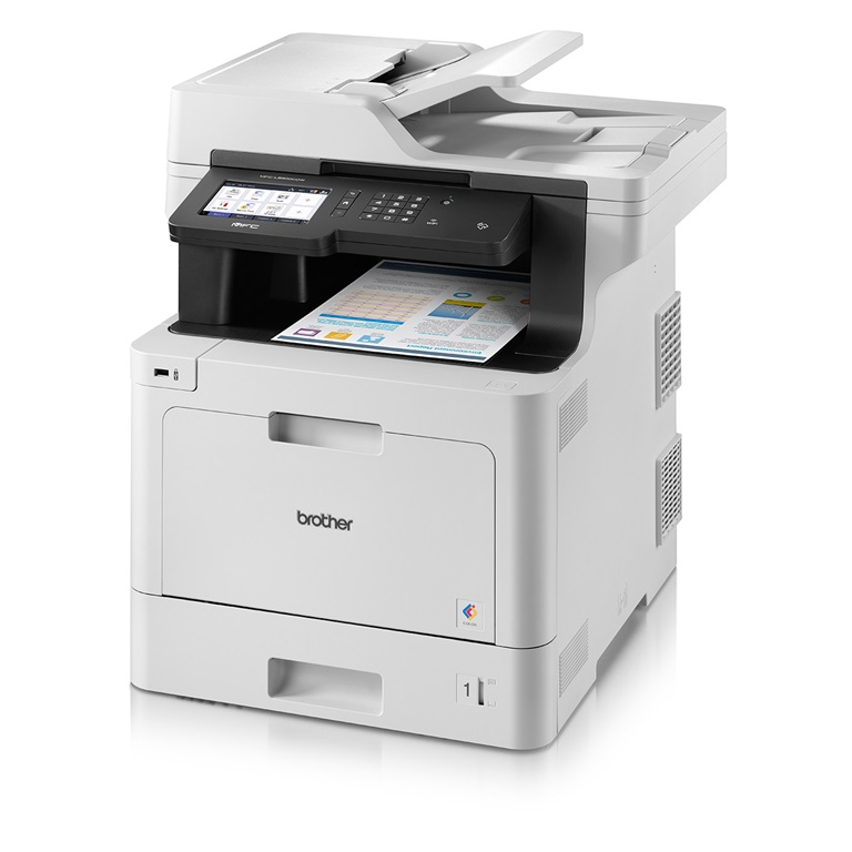 Brother 25Kg+ Freight Rate-BROTHER MFC-L8900CDW Wireless High Speed color Laser Multi-Function Centre with 2-Sided Print/Scan/Copy/Fax