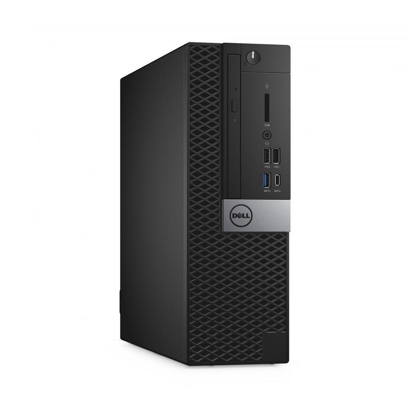 DELL OPTIPLEX 5060 SFF, i7-8700, 16GB, 512GB SSD, DVDRW, NO-WL, W10P, 3YOS