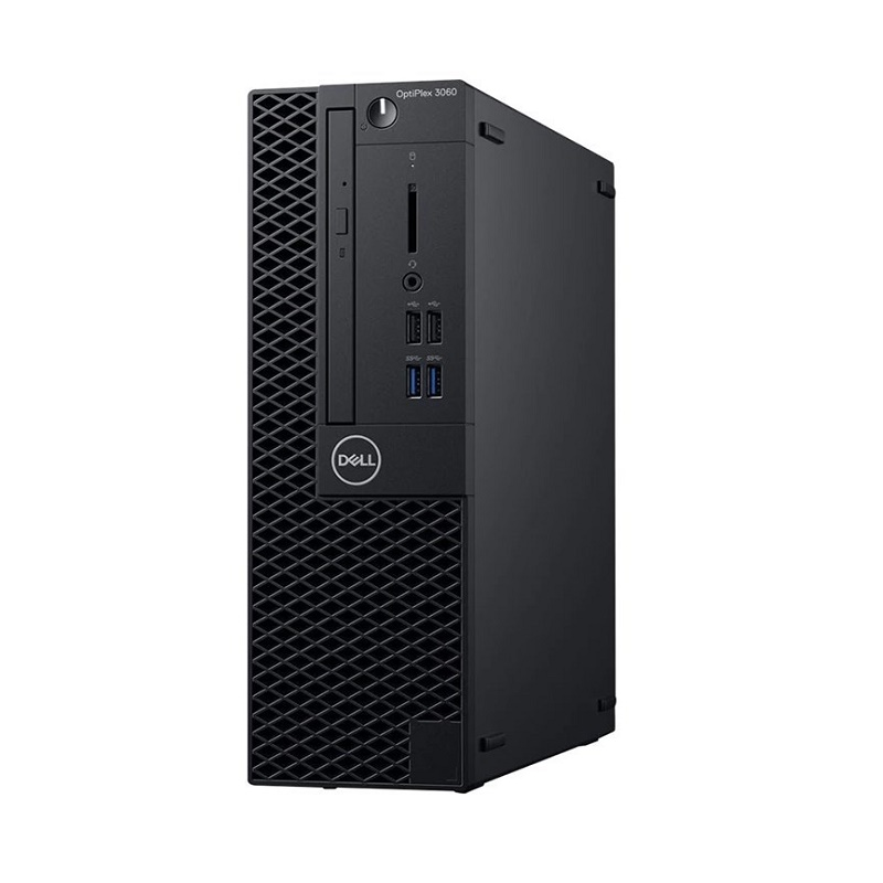 DELL OPTIPLEX 3060 SFF, i3-8100, 8GB, 1TB HDD, DVDRW, NO-WL, W10P, 1YOS
