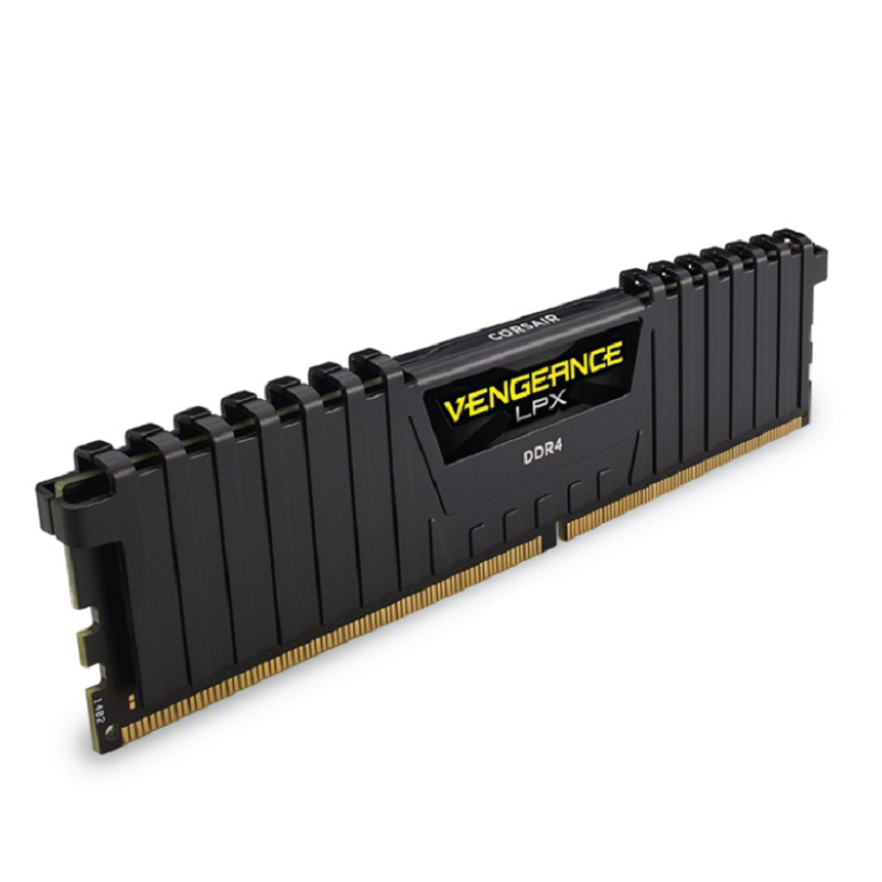 Corsair Vengeance LPX 32GB (1x32GB) DDR4 3000MHz C16 1.2V XMP 2.0 Desktop Gaming Memory Black