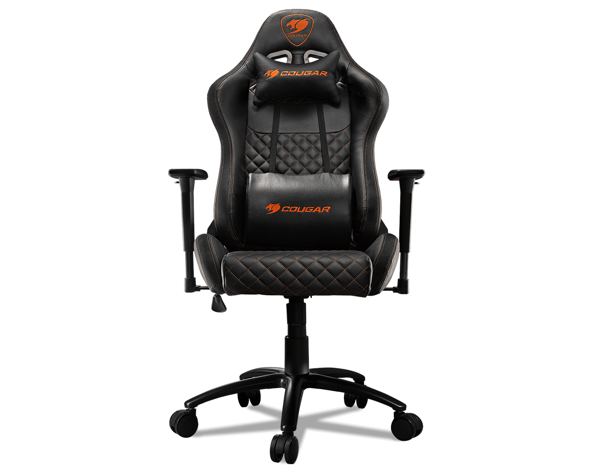 Cougar Armor Pro Black Gaming chair (Manual Freight)