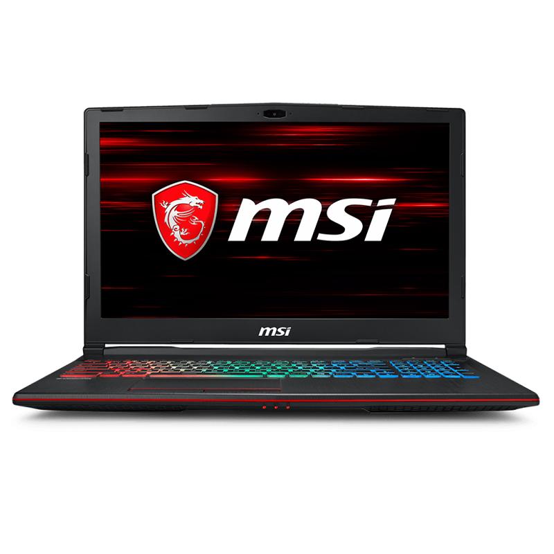 """MSI Leopard GP63 8RE-094AU 15.6"""" i7 1060 Gaming Notebook"""