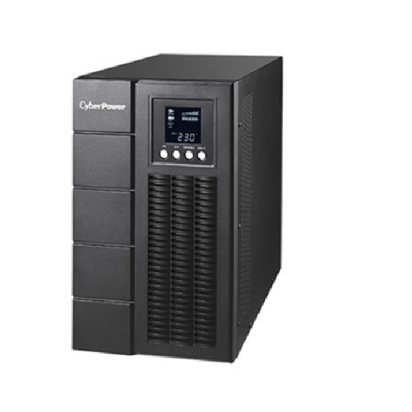 CyberPower Online S 2000VA/1600W (10A) Tower Online UPS - (OLS2000E) -2 Yr Adv Replacement Warranty 2 yr  Int. Batteries