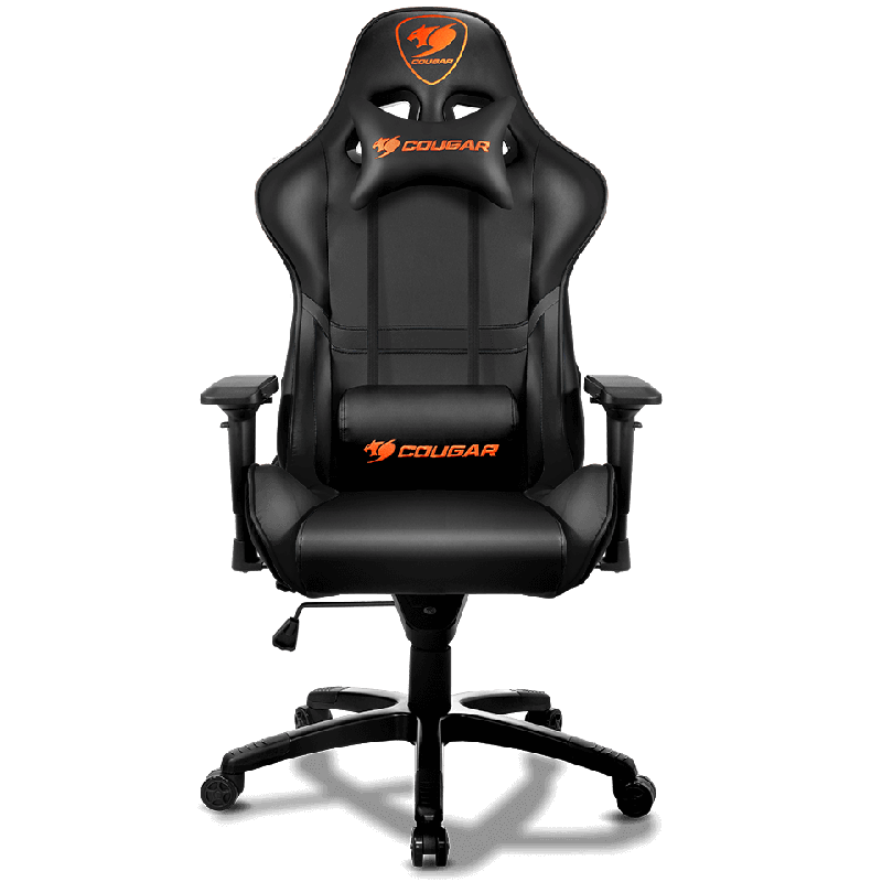 COUGAR ARMOR-BLACK GAMING CHAIR