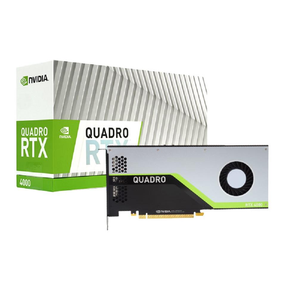 Leadtek Quadro RTX4000 8G Workstation video card