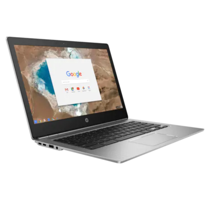 "HP 13 G1 Chromebook W6S38AA 13.3"" M5-6Y57 32G 4G Chrome OS Notebook"