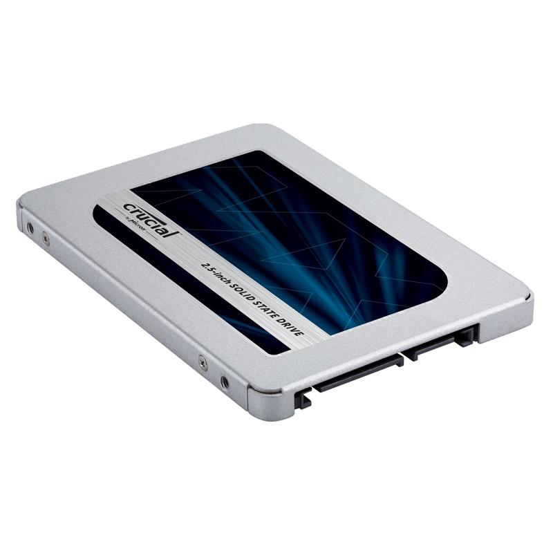 """Crucial 2TB CT2000MX500SSD1 MX500 2.5"""" SSD"""