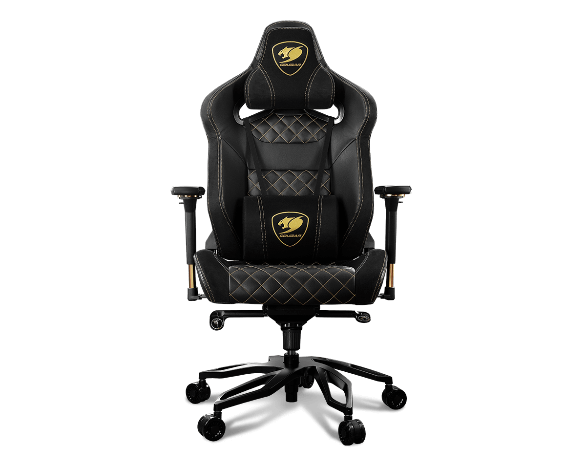 Cougar Armor Titan Pro Royal Black Gaming chair