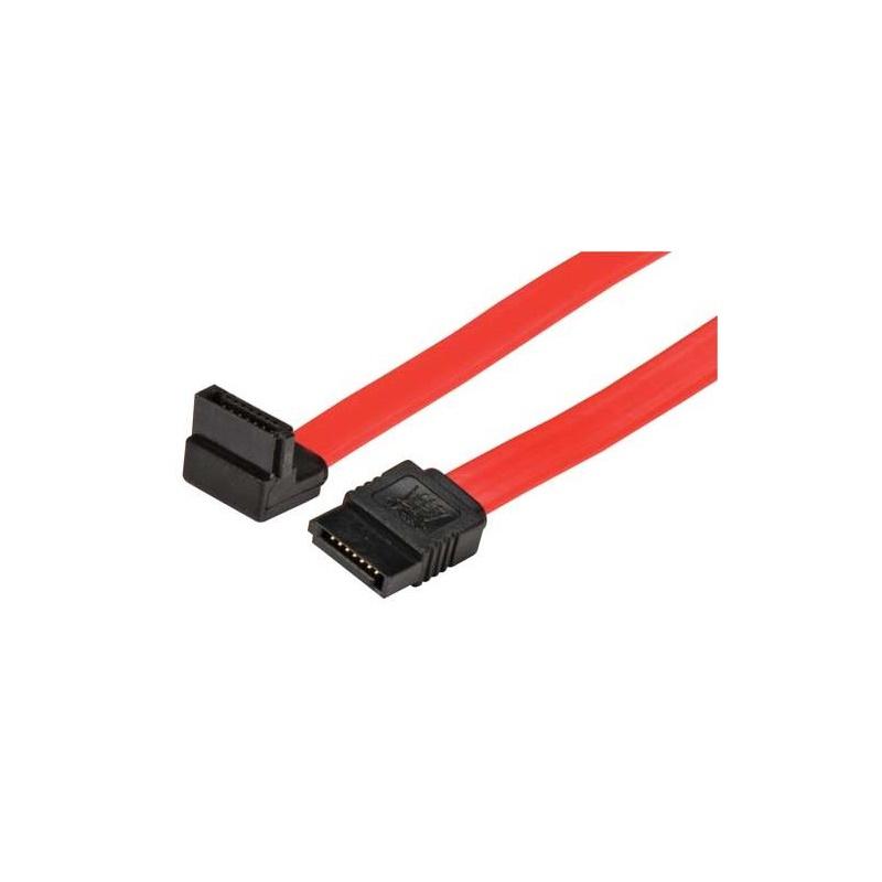 Axceltek CSATAL-0.5 Sata3 0.5M right angle cable