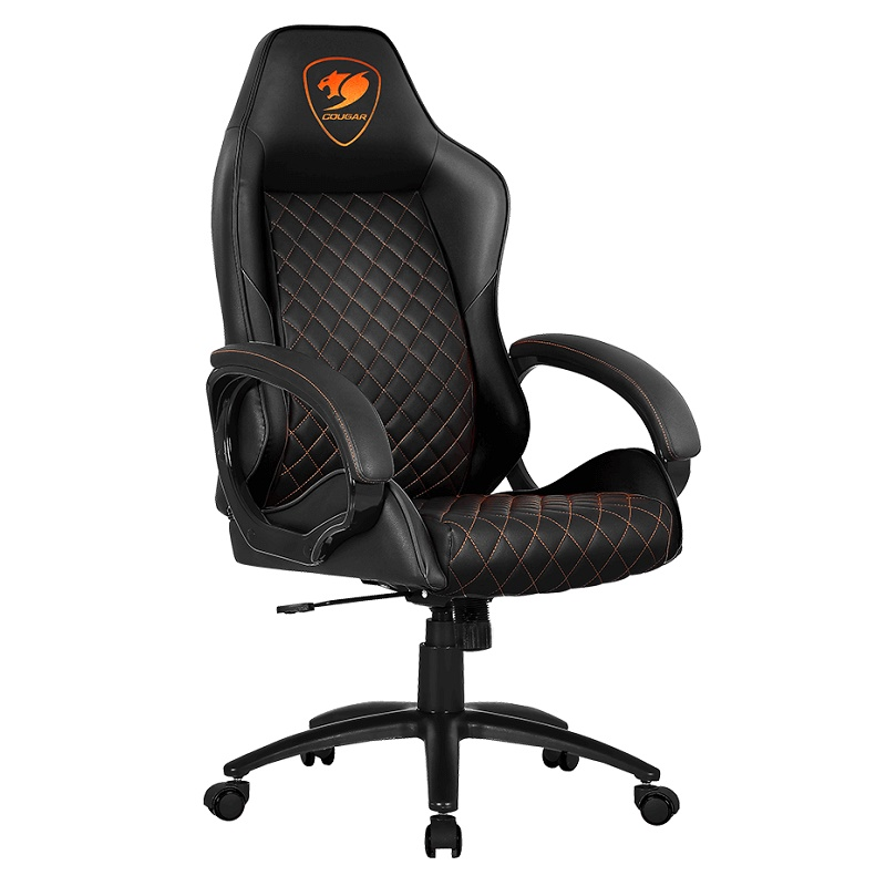 Cougar Fusion Black Gaming Chair