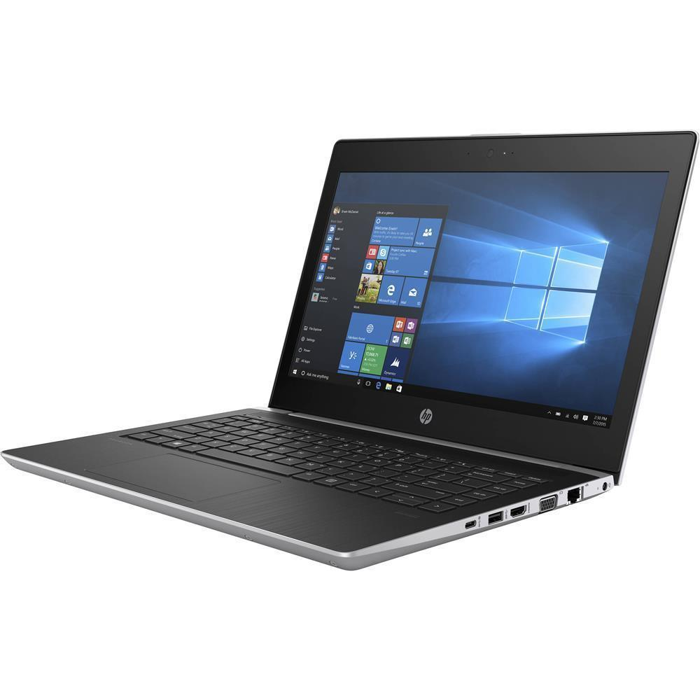 "HP 430 G5 I3-7100U 8GB, 128GB SSD, 13.3"" HD, NO ODD, W10P 64, 1YR"