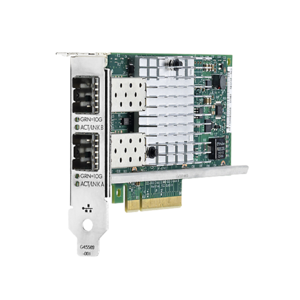 HPE Ethernet 10Gb 2P 560SFP+ Ad
