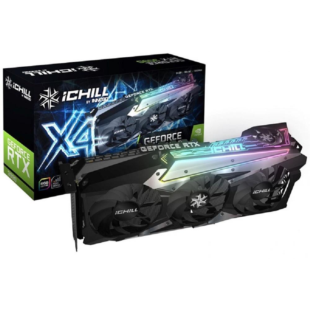 INNO3D C30904-246XX-1880VA36 RTX 3090 24G video card