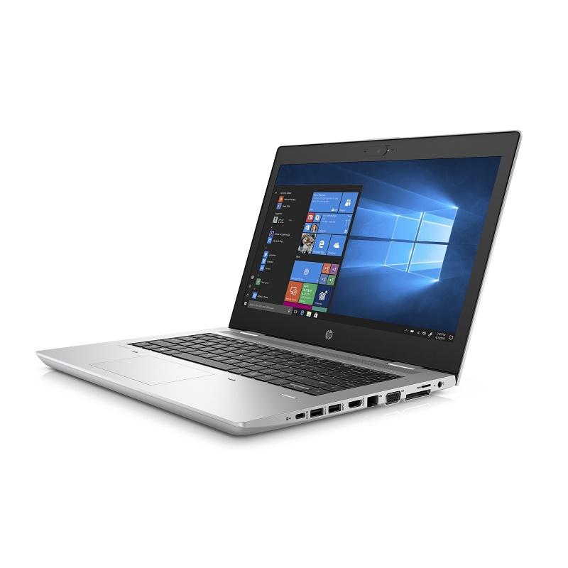 """HP 640 G4 I5-7200U 8GB, 256GB M.2, 14"""" FHD, WL, BT, W10 HOME, 1YR"""