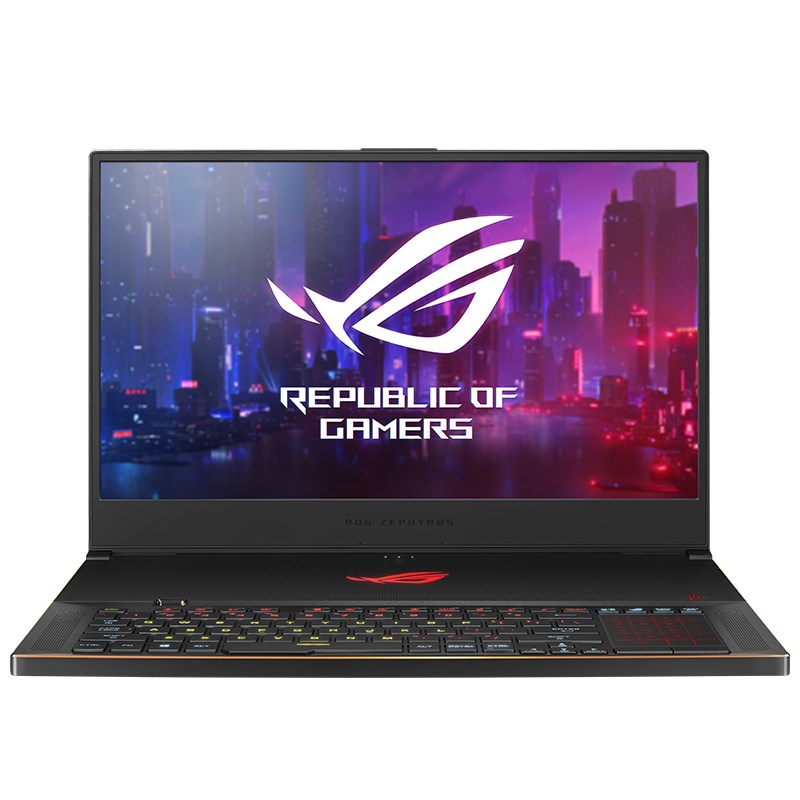 "ASUS GX701GXR-EV007T 17"" Gaming notebook i7-9750H 2080-8G"