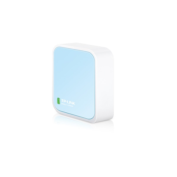 TP-LINK TL-WR802N N300 PORTABLE WIFI ROUTER