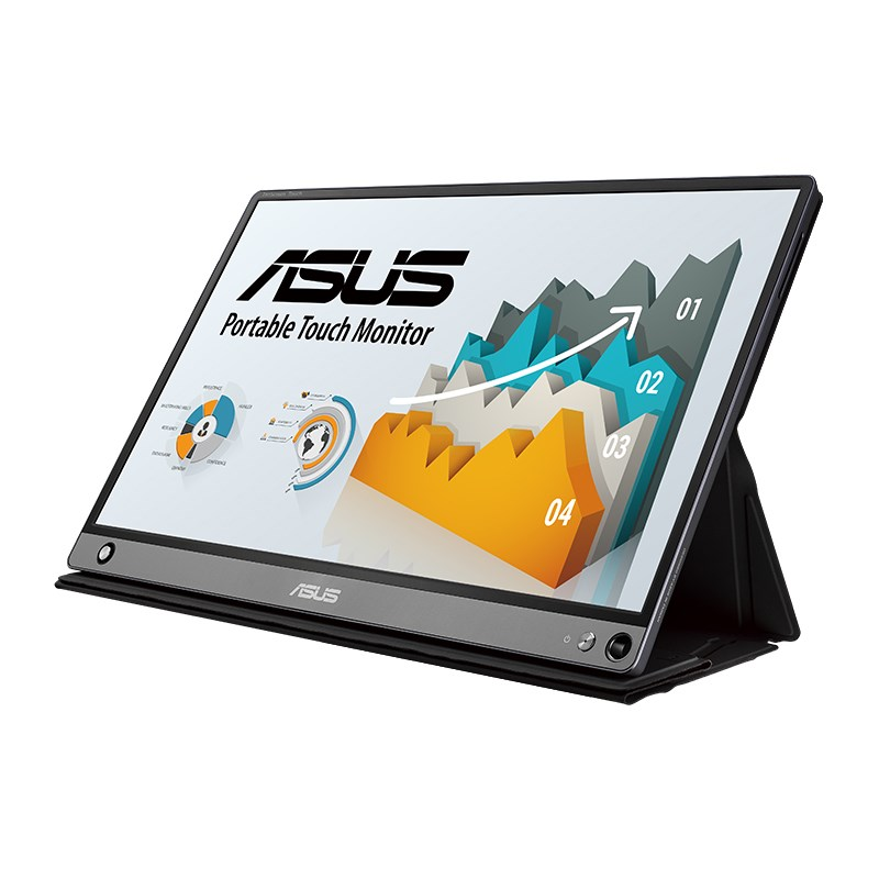 """Asus MB16AMT 15.6""""T Portable Monitor with Embedded battery"""