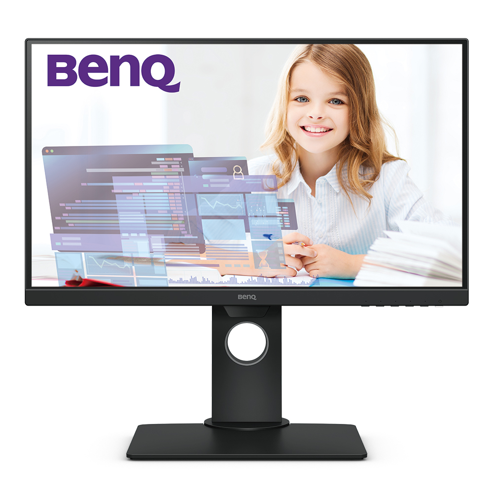 "Benq GW2480T 23.8"" IPS LED Eye-Care Height Adjust Monitor"