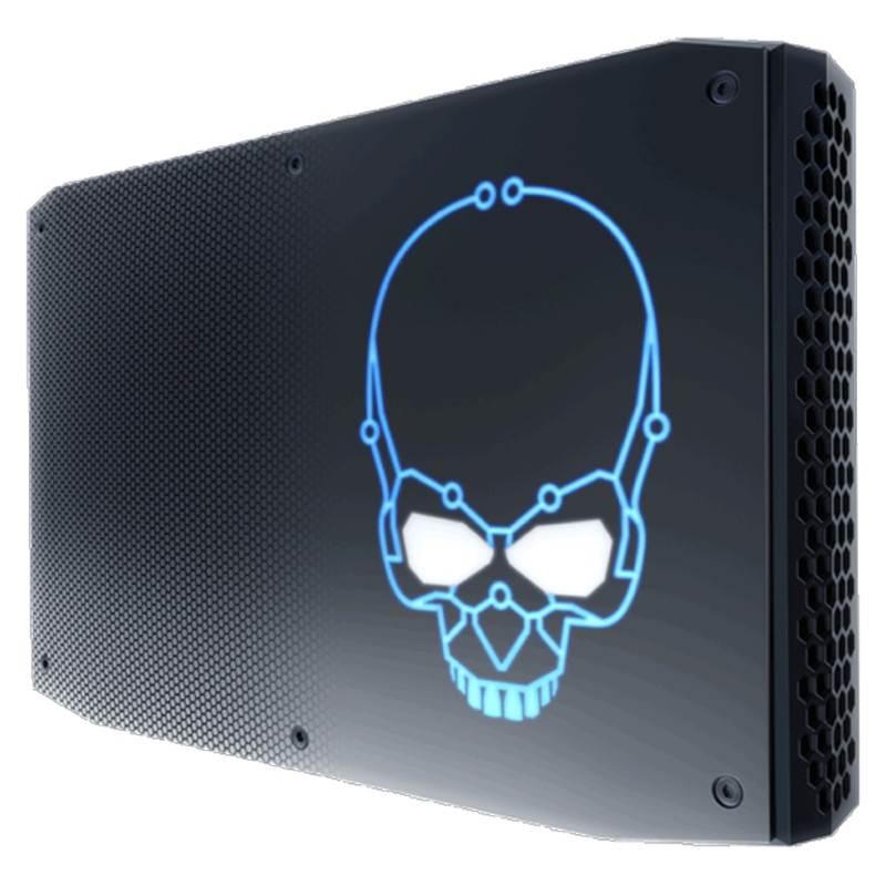 Intel BOXNUC8I7HNK4 Nuc Hades Canyon i7-8705G RX Vega