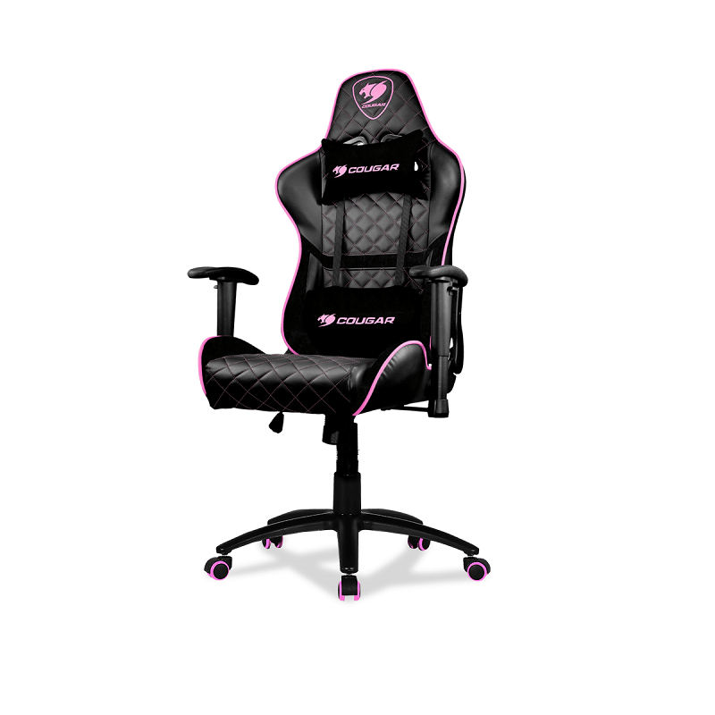 Cougar Armor One Eva Gaming Chair Pink