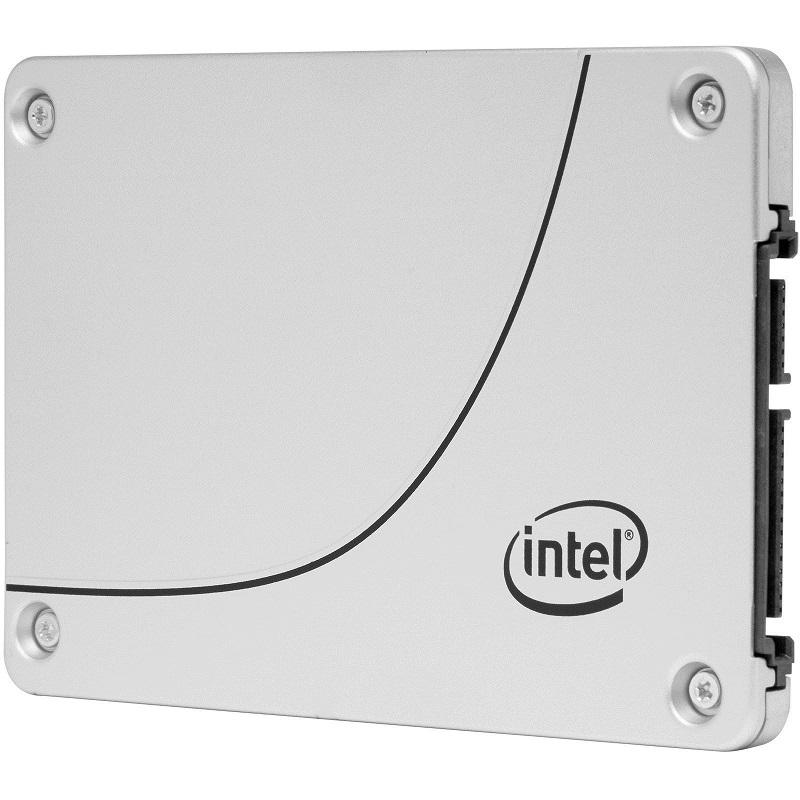"INTEL DC SSD, S4600 SERIES, 1.92TB, 2.5"" SATA 6Gb/s, 500R/480W MB/s, 5YR WTY"