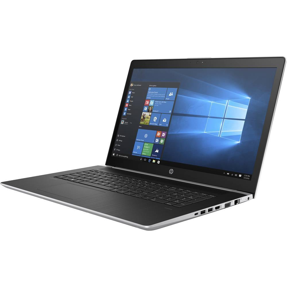 "HP 470 G5 2WK16PA 17.3"" i7-8550U 8G 512G W10P Notebook"