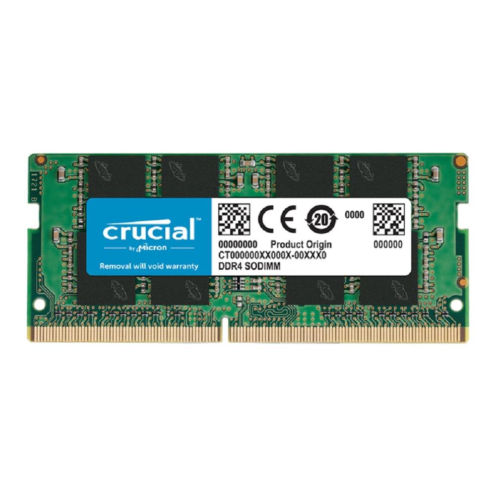 (Sodimm) Crucial CT8G4SFS6266 8G DDR-2666 Sodimm