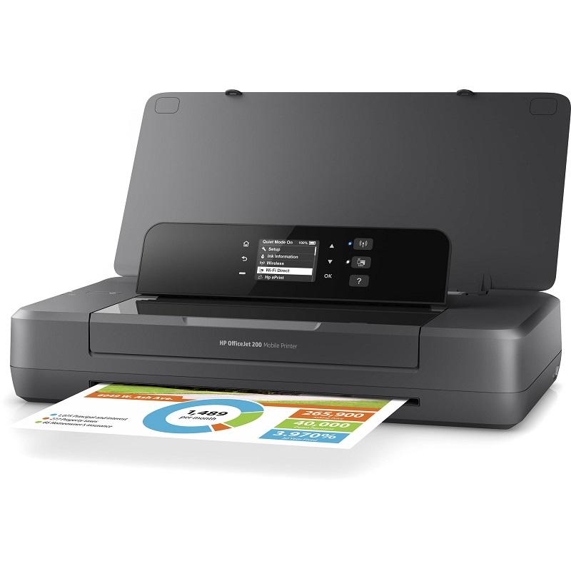 HP Officejet 200 CZ993A Mobile printer
