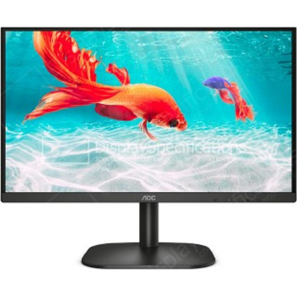 """AOC 22B2HN 21.5"""" monitor FHD 75Hz VGA HDMI"""