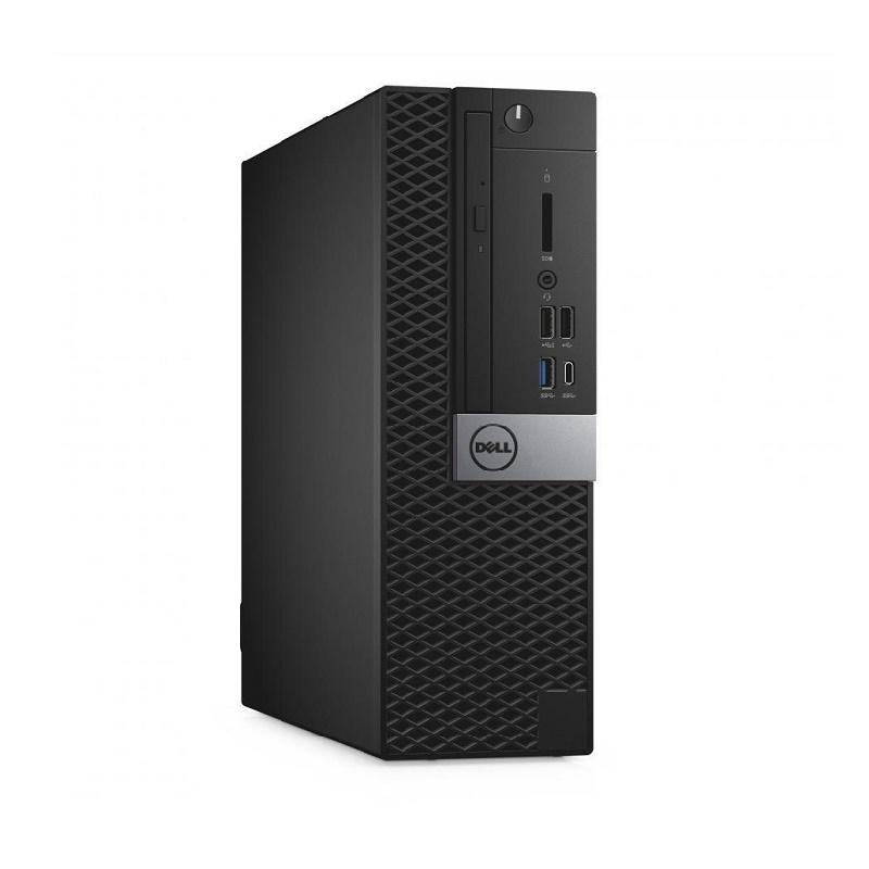 DELL OPTIPLEX 5060 SFF, i5-8500, 16GB, 512GB SSD, DVDRW, NO-WL, W10P, 3YOS