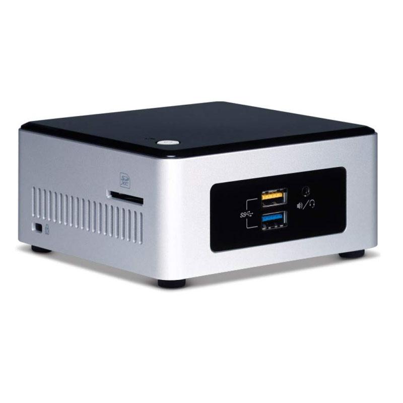 """Intel BOXNUC5CPYH J3060 DDR3L 2.5"""" Nuc mini PC"""