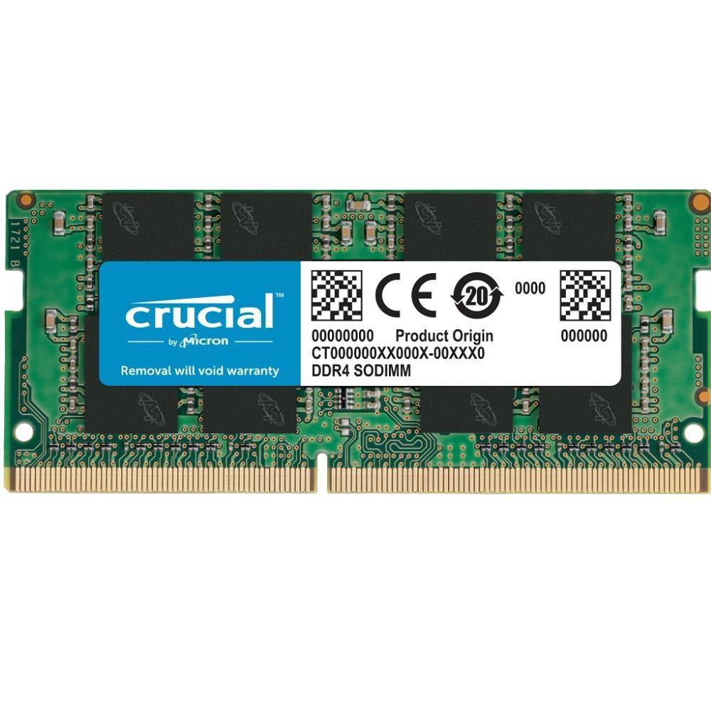 (Sodimm) Crucial CT8G4SFRA266 8G DDR-2666 Sodimm