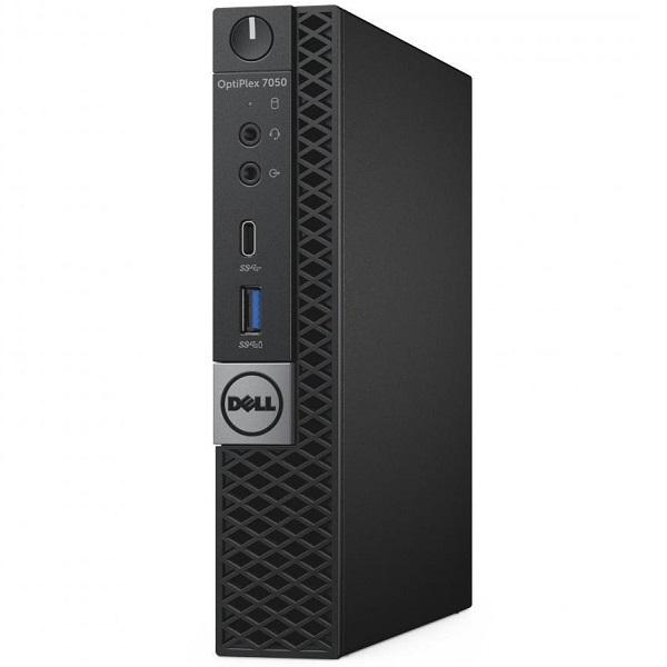DELL OPTIPLEX 7050 MFF, i7-7700T, 8GB, 256GB SSD, WL-ACN, W10P, 3YOS