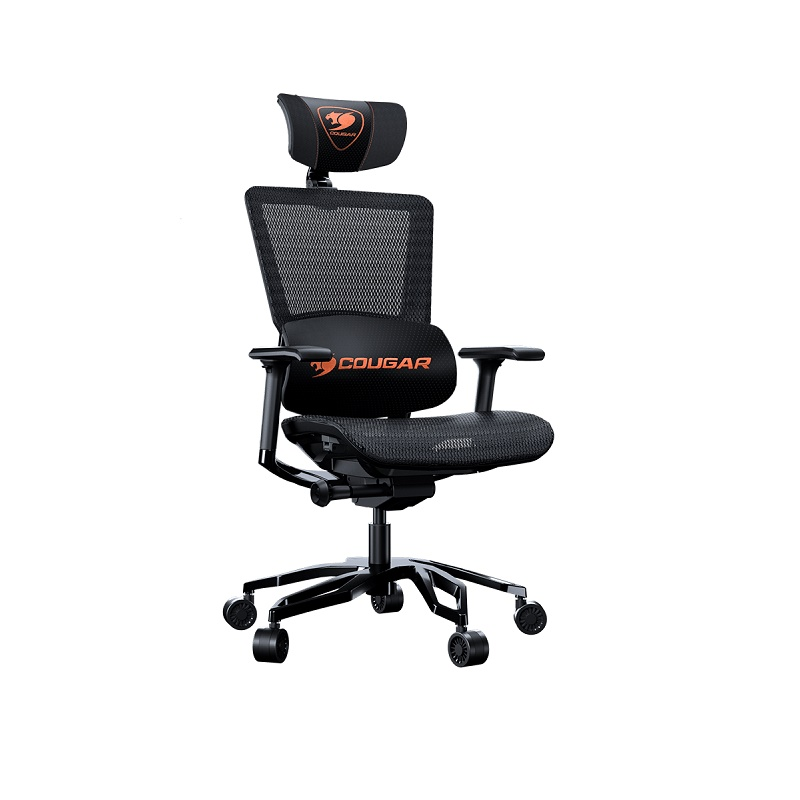 Cougar ARGO BLACK Ergonomic Gaming Chair (Manual Freight)