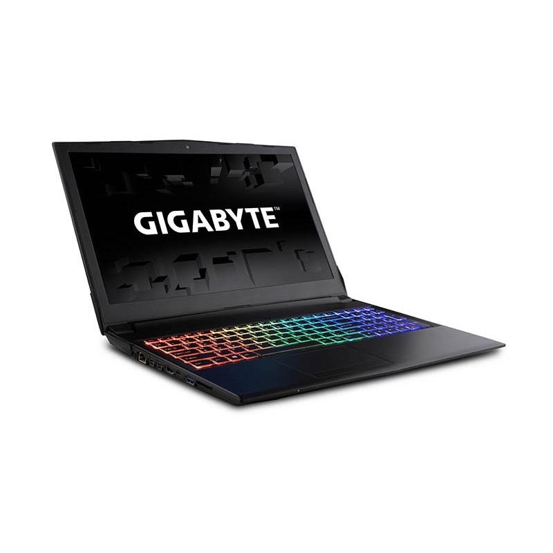 """Gigabyte 15.6""""FHD 120Hz WVA/i7-8750HQ/DDR4-2400 16G/M.2 PCIe 256G+1TB(7200)/No ODD/Win10/2yr global"""