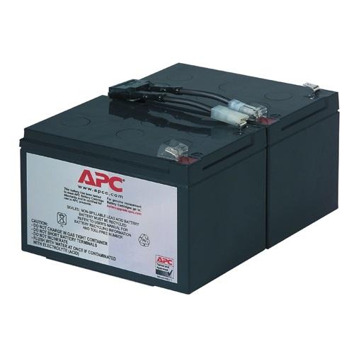 APC - SCHNEIDER APC Replacement Battery Cartridge #6