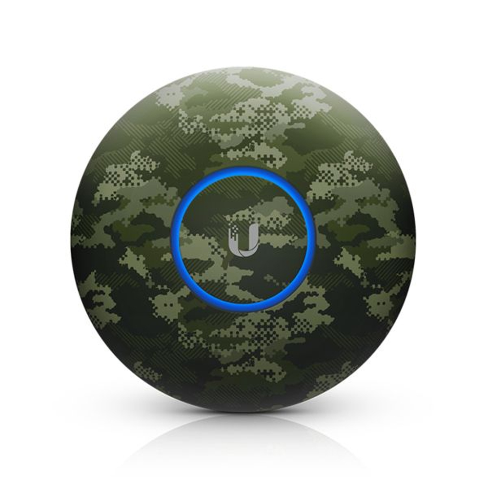 Ubiquiti UniFi NanoHD and U6-Lite Hard Cover Skin Casing - Camo Design