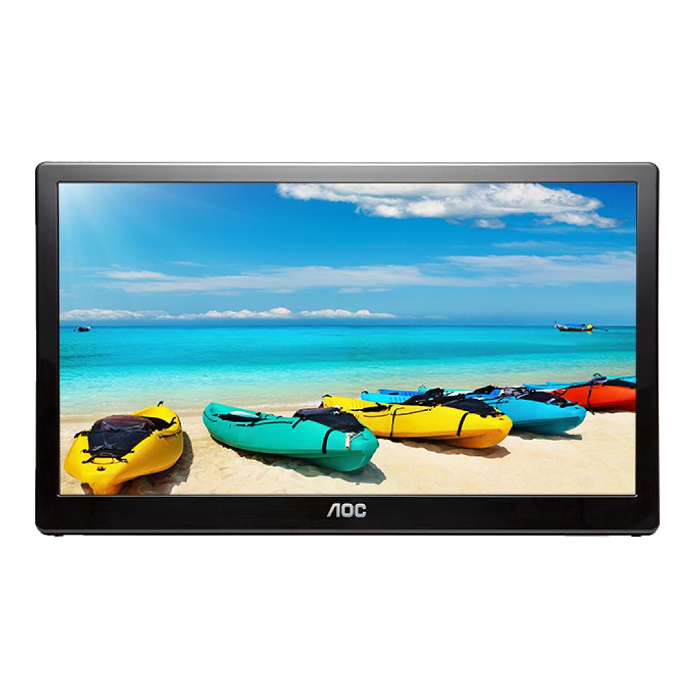 """AOC I1659FWUX/75 15.6"""" IPS USB business monitor"""
