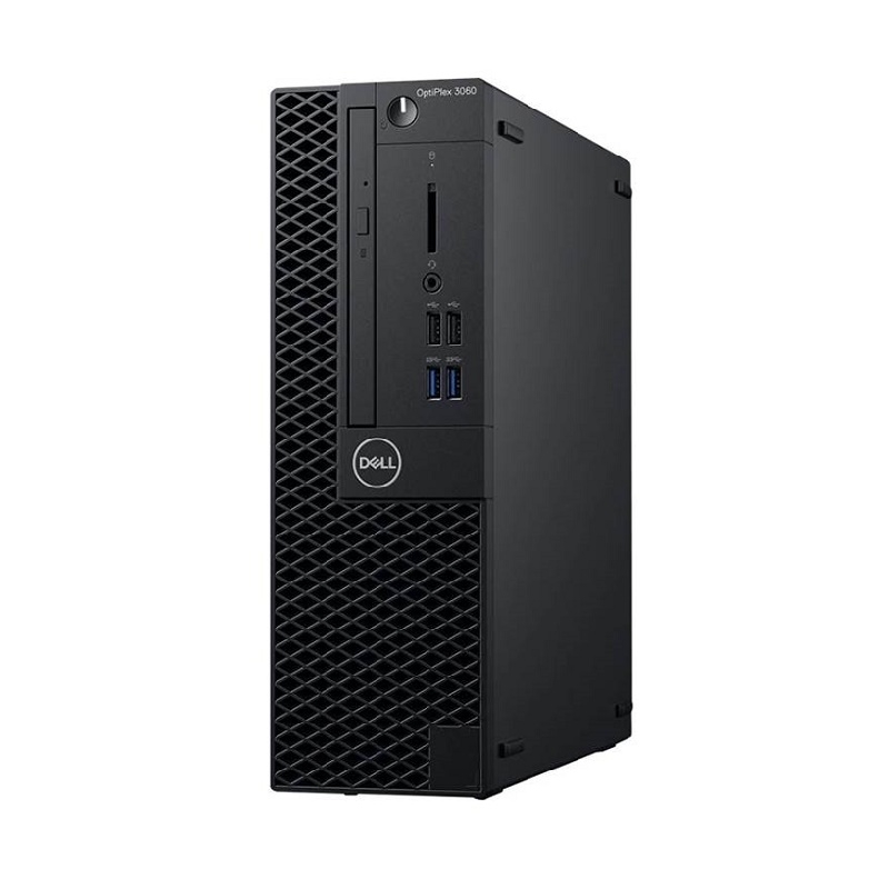 DELL OPTIPLEX 3060 SFF, i3-8100, 4GB, 1TB HDD, DVDRW, NO-WL, W10P, 1YOS