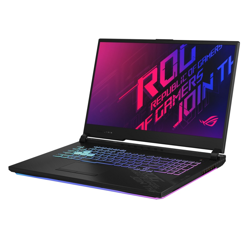 """Asus G732LW-EV033T 17"""" Gaming Notebook i7-10875H RTX2070-8G"""