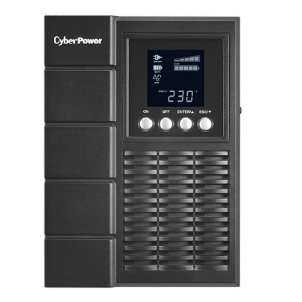 CyberPower Online S Series 1000VA/800W Tower Online UPS(OLS1000E) - 2 Yr.Adv Replacement Warranty including 2 yr Internal Battery