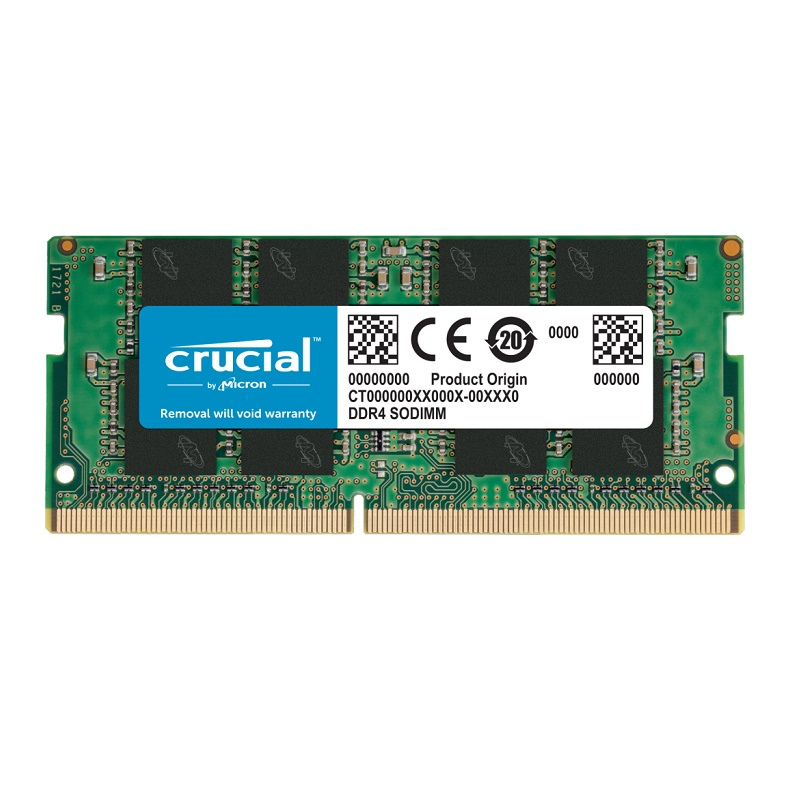 (Sodimm) Crucial 16G DDR4-2666 CT16G4SFS8266 memory