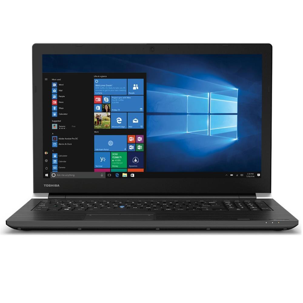 """DYNABOOK TECRA A50-EC, i5-8250U, 15.6"""" FHD, 8GB, 256GB SSD, DVDRW, USB-C, W10P, 3YR"""