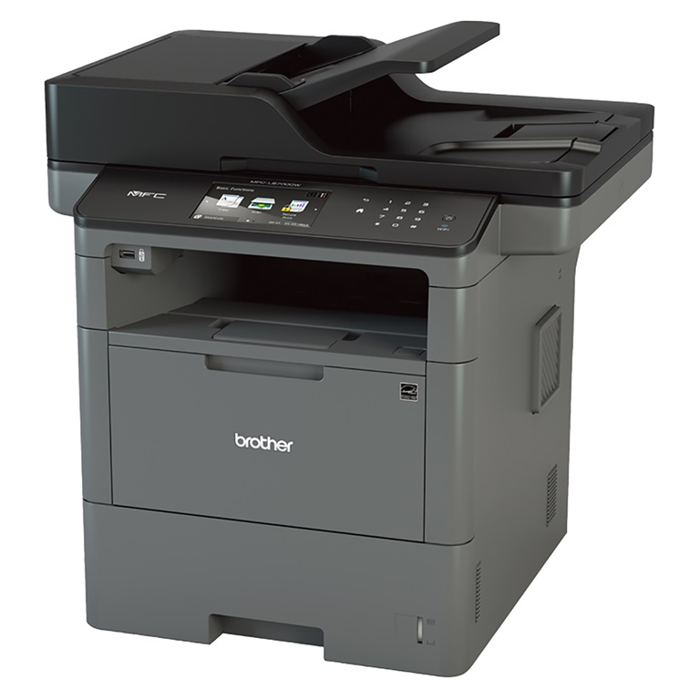 Brother BROTHER MFC-L6700DW WIRELESS HIGH SPEED MONO LASER MULTI-FUNCTION CENTRE WITH 2-SIDED PRINTING & SCAN