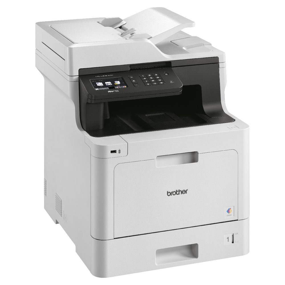 Brother 25Kg+ Freight Rate-BROTHER MFC-L8690CDW Wireless High Speed color Laser Multi-Function Centre with 2-Sided Printing