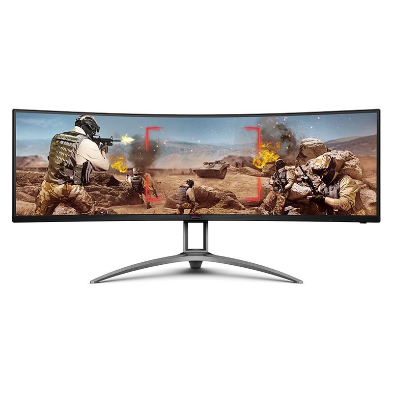 "AOC Agon AG493UCX  49"" 5K 120Hz FreeSync 2 Gaming monitor"